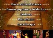 clases de danza del vientre - cursos de danza arabe en providencia