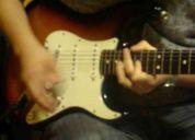 Curso de guitarra eléctrica a domicilio!!!!!!