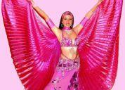 Clases de danza Árabe sector centro calama samaira bellydancer