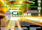 Taller   internacional  para  docentes   de  ingles