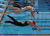 Clases de natacion para adultos