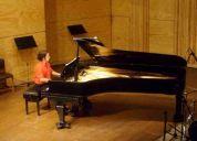 Piano y teclado- clases particulares