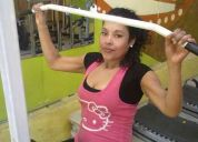 Personal trainer fitnes