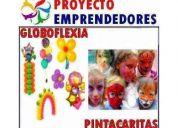 Megapack fiesta globoflexia + caritas pintadas.