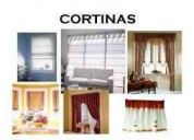 Curso cortinas, sillas & almohadas