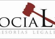 Socialex, estudio jurídico