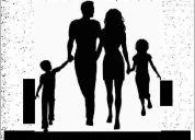 Abogado, especialidad en temas de familia: divorcios, tuición, visitas y alimentos.