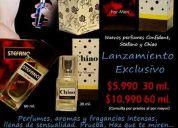 Importante importadora de perfumes necesita secretaria y vendedoras(es)
