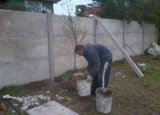 Maestro especialista en construcción, remodelaciones y obras menores.-