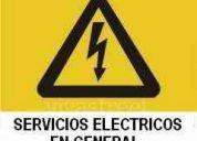 Instalación eléctrica  mantencion industrial, obras menores en construcción