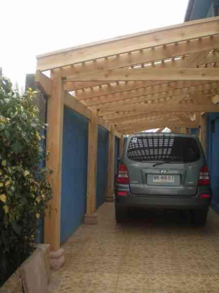Contrucciones rye especialidad en cobertizos puente alto for Cobertizos de madera segunda mano