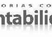 Contador, contabilidades para pymes desde $25.000 mensuales