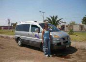Chofer transfer a aeropuerto y viajes especiales