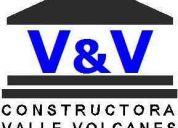 Constructora valle volcanes