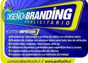 Impresion digital - publicidad autoadhesiva