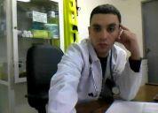 Me desempeño como tecnico paramedico con experiencia laboral de 6 años