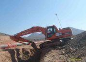 Operador excavadora (maquinaria pesada en gral.)