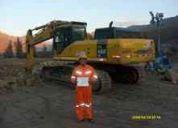 Operador excavadora