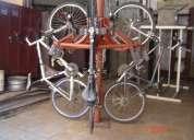 estacionamientos para bicicletas