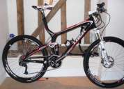 bicicleta trek top fuel 9.9 ssl 2011