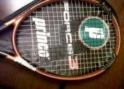 raqueta prince titanium