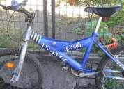 bicicleta niño aro 20  para restaurar