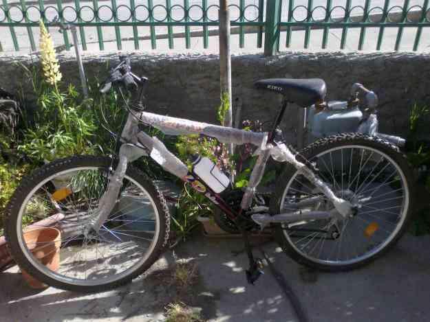 vendo bicicleta montanbike nueva!!!