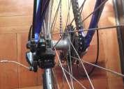 Bicicleta armada marco trek
