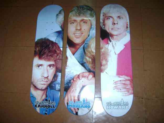 vendo 2 Tablas De Skate Marca Girl, modelo exclusivo en Chile!
