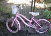 bicicleta niña aro 16 para restaurar