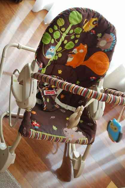 Columpio Asiento Rocker Swing 3-in-1 Fisher-Price