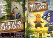 Backyardigans¡¡ coleccion de 15 dvds por solo $14000