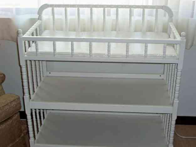 Mesa de Mudador Para Bebes