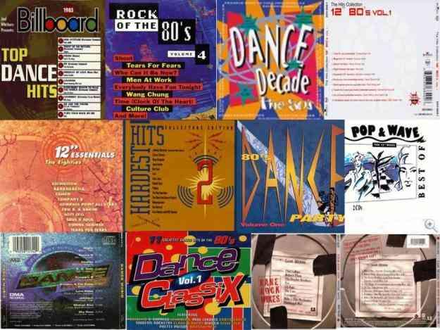 Vendo cds 12