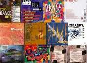 Vendo cds 12 originales...