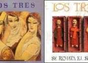 Compro cd's de los tres (