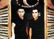 Vendo cd de la sociedad corazon latino oferta original excelente estado