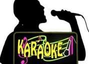 Karaoke profesional unico en chile 11.990