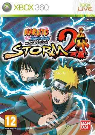 Compro Naruto Ninja Storm 2 Xbox 360