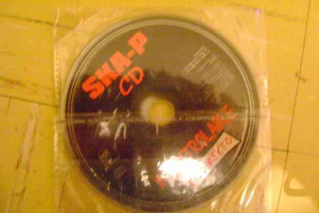 vendo cd ska-p y simple play originales