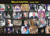 Venta de aniversario discos compactos sello leutun