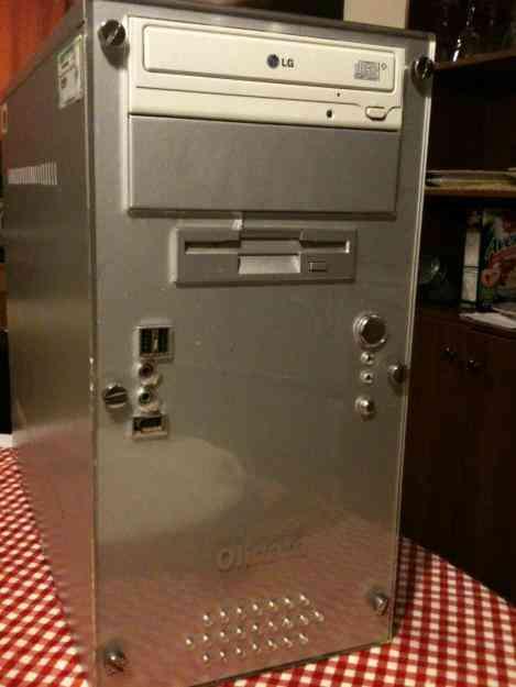 Cpu Computador Pc Intel Pentium4 2.26 Ghz X86