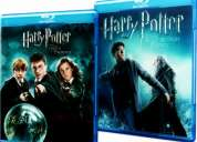 Harry potter 5 y 6 blu-ray subasta! desde 1 luka!