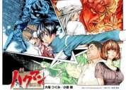 Serie anime bakuman primera temporada