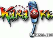 Increible karaoke tv original, mejor precio, dvd,pc