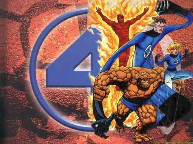 Los 4 Fantásticos - Dvd - Serie Animada Completa 1994-1995