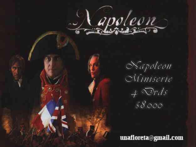 Napoleon Miniserie - DVD