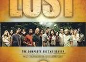 Lost - temporada 2 completa - ¡nueva y sellada!