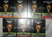Historia mundiales de futbol
