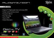 Sintonizador  tv digital usb skin us-02   18 lukitas oferton